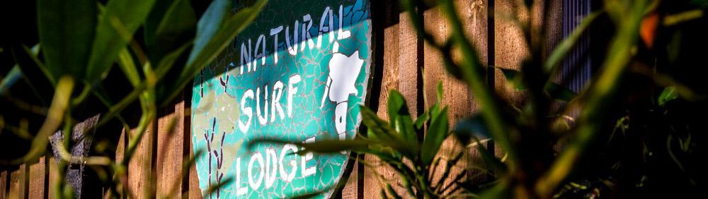 Support environmental groups and show eco responsible actions at the Natural Surf Lodge